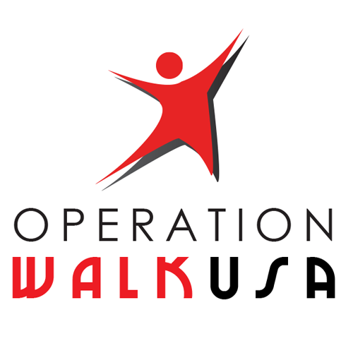 Operation Walk Usa Logo