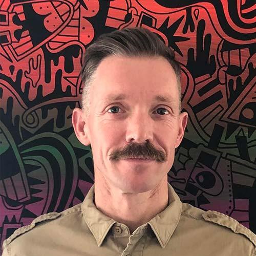 Michael Welke Portrait